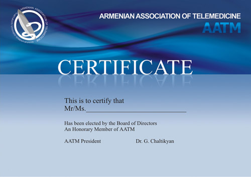 Armenian Association Of Telemedicine